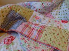 MarmaladeRose. Patchwork quilt.