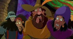 *CLOPIN ~ The Hunchback of Notre Dame, 2002