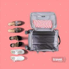 We're loving these packing tips that help you master one-bag travel. Sponsored by @target.