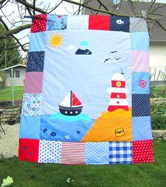 Bilderblog: Stefanie von Tiff Taff                                                                                                                                                                                 Mehr Boy Quilts, Blanket, Baby, Pictures, Blankets, Carpet, Babys, Infant, Doll