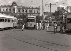 Chowringhee Tram Depot