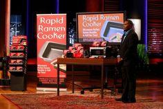 ramen cooker shark tank | rapid ramen cooker shark tank!