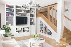 salon w stylu nowojorskim klasycznym - projekt soblo