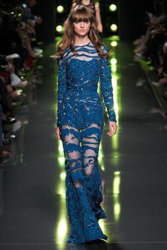 anotherfuckingfashionblog:  Elie Saab ready to wear spring 2015