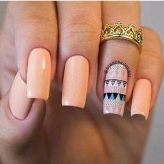 Hermosisima uñas!!! #mujer #estilo #moda