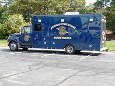 Michigan State Police Bomb Squad