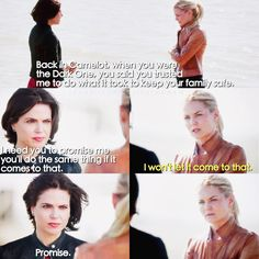 "Emma and Regina - 6 * 4 ""Strange Case"""