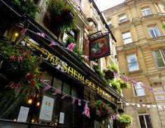 Sugestões de pubs em Londres