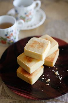 Taiwanese Pineapple Shortcakes. I remember my grandma would always buy these for my siblings & I as a young child.