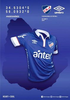 Camisas do Club Nacional 2016 Umbro 05af4d9ee9fef