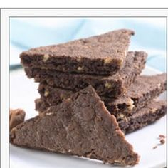 Chocolate Shortbread Recipe | Key Ingredient