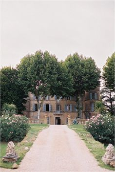 Wedding at Chateau d
