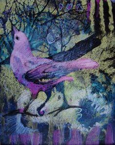 Walking bird 2, Tonja Sell