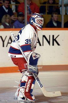 Bob Essensa Goalie Mask, Nfl Fans, Jets, Nhl, Motorcycle Jacket, Hockey, Masks, Sports, Hs Sports