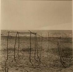 Pietro Donzelli, serie Terre  senz'ombra. Il delta del Po negli anni '50.