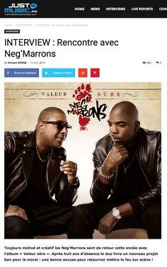 Neg' Marrons - Valeur Sure Hip Hop, Interview, Dance Hall, Album, Music Games, Clip, Cover, Books, Movie Posters