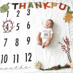 November is the month of thankfulness, what are you thankful for? Milestone Pictures, Monthly Pictures, Monthly Baby Photos, Boy Pictures, Baby Lane, November Baby, Sibling Photography, Baby Milestones, First Baby