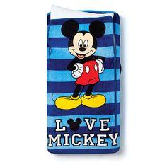 Avon Living Disney Mickey Mouse Zippysack® - Regular price $39.99 | AVON – Avon Living – Kids Room Decor – Shop Avon Living Kids Room Decor products at:  https://www.avon.com/category/avon-living/kids?rep=barbieb #disney #mickeymouse #zippysack #twin #avonliving #kidscorner #avonrep