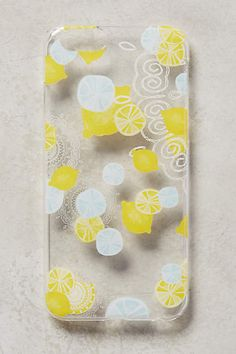 Swirling Citrus iPhone 6 Case - anthropologie.com #anthrofave