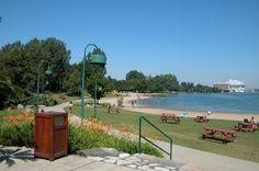 Montreal Canada Design Awards Urban Park Water Quality Beach