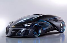 The Chevrolet FNR Concept looks like it stepped out of a Sci Fi movie, the car is a concept of a self driving car. Description from geeky-gadgets.com. I searched for this on bing.com/images