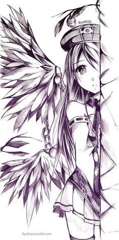 Marvelous Learn To Draw Manga Ideas. Exquisite Learn To Draw Manga Ideas. Anime Pokemon, Anime Kawaii, Chica Angel Animé, Anime Body, Anime Angel Girl, Anime Girls, Angel Manga, Poses References, Manga Drawing