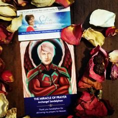 Today's #Intuitive #Oracle card reading is Sandolphin, Prayer  The angels want to be with you today. Remember they can help you only when you ask for help.