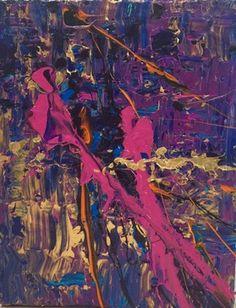 Galapagos Birds 2:  Abstract Art