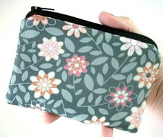 Padded Coin Purse NEW Eco Friendly Shadow Play by JPATPURSES, $8.00