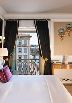 Room 310, St. Regis, Florence