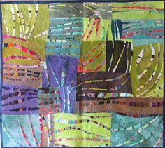 Kit Vincent - fibre art