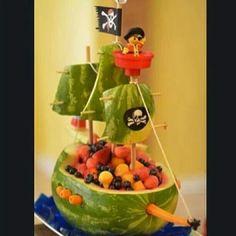 Ideal para una fiesta de tema de  piratas.