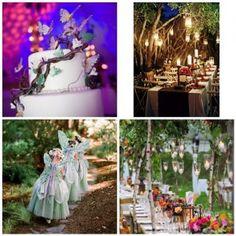 #ButterFlyInspiration -  Fairy Tale Dinner www.ButterFlyBridalEvents.com