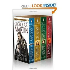 Addicted to Game of Thrones books (midway through #3 right now).  The HBO series is also incredibly good.