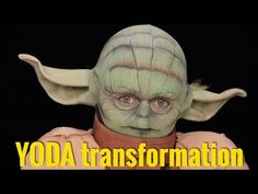 Star Wars Yoda Transformation- CHRISSPY - YouTube