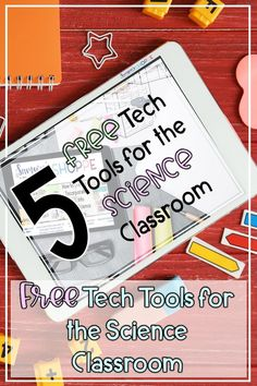 Tech Tools FREE for Your Distance Learning Science Classroom , Middle School Science Projects, High School Science, Science Student, Elementary Science Classroom, Flipped Classroom, Classroom Fun, Physical Science, Upper Elementary, Elementary Art