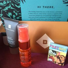 November Birchbox Unboxing | Makeup By Amy Perrone