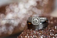Ring shot by Julia Kovalenko photography - Birmingham, AL wedding and portrait photographer
