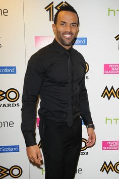 The MOBO Awards 2013 - Craig David♦ℬїт¢ℌαℓї¢їøυ﹩♦ Craig David, What Makes A Man, Make A Man, Getting Pregnant, My Crush, Sexy Men, Nice Dresses, Red Carpet, Awards