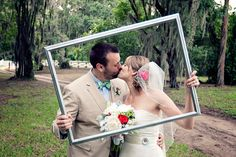 Megan and Andrew celebrated their love with a wedding filled with details that spoke of Megan's love for vintage shabby chic decor. On our blog -  http://wp.me/p32xhJ-1mW