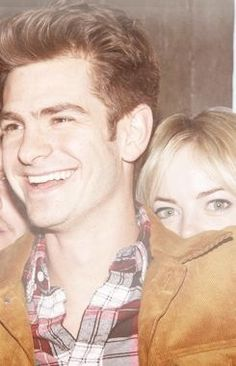 Andrew & Emma being silly :)