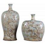 Uttermost - Citrita Vases, Set/2 - 19658   SPECIAL PRICE: $206.80
