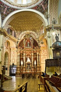 La Merced (Interior) in Lima, Peru | Flickr - Photo Sharing!༻神*TZn*神༺