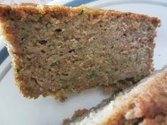 Sweet Zucchini Butter Bread
