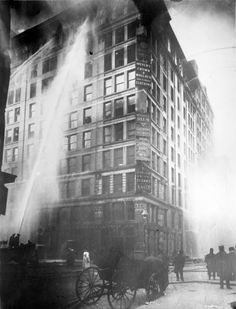 On March 25, 1911, the Triangle Shirtwaist Factory fire killed 146 garment workers in New York City. It remains one of the worst U.S. disasters since the Industrial Revolution.