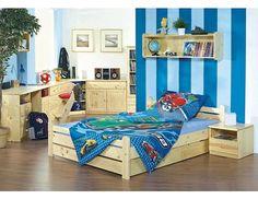 Dětský pokoj Nový Klasik P3 Dětský pokoj Nový Klasik české výroby. Nábytek je vyroben z kombinace spárovkové desky a ekodřevotřískové desky. Základním materiálem nábytku je spárovková deska, tzn. konstrukční deska slepená ze smrkového masivního dřeva. … Bunk Beds, Toddler Bed, Furniture, Home Decor, Child Bed, Decoration Home, Double Bunk Beds, Room Decor, Home Furnishings