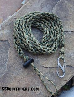 Series 2 Fishing Rod / Paddle Leash at www.550outfitters.com