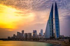 Bahrain, Sunrise