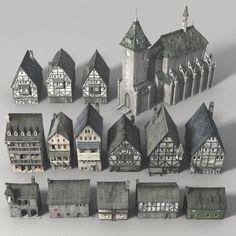 medieval building 3 lwo
