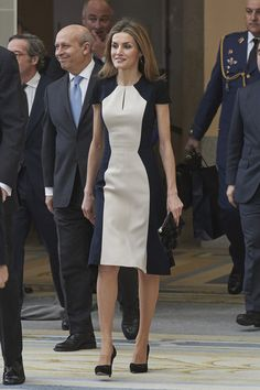 Queen Letizia of Spain Photos - Spanish Royals Attend 'National Culture Awards' 2015 - Zimbio